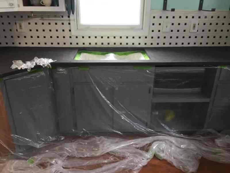 Large Of Concrete Countertop Sealer