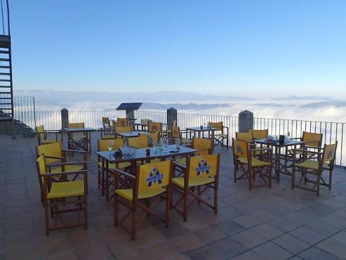 Terraza panorámica Restaurant La Salut