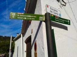 Camino de Ronda Calella - Llafranc
