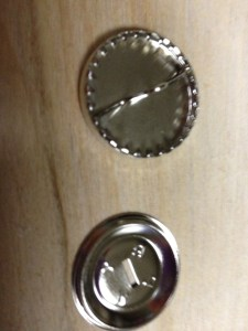 individual button pieces