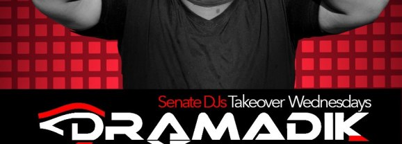 Senate DJs Every Wednesday @ The Deck at Scores, AC!