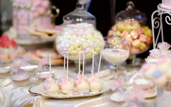Candybar - Hochzeitstorten - Hochzeitsplanung
