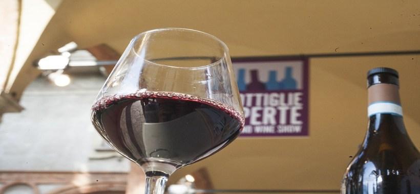 bottiglie_aperte Palazzo Stelline