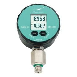 LEO3 Current or Digital Output Pressure Gauge