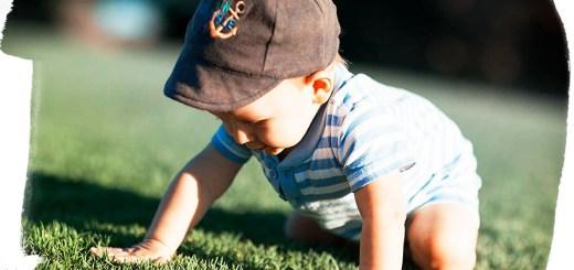 Josh crawling at Googleplex
