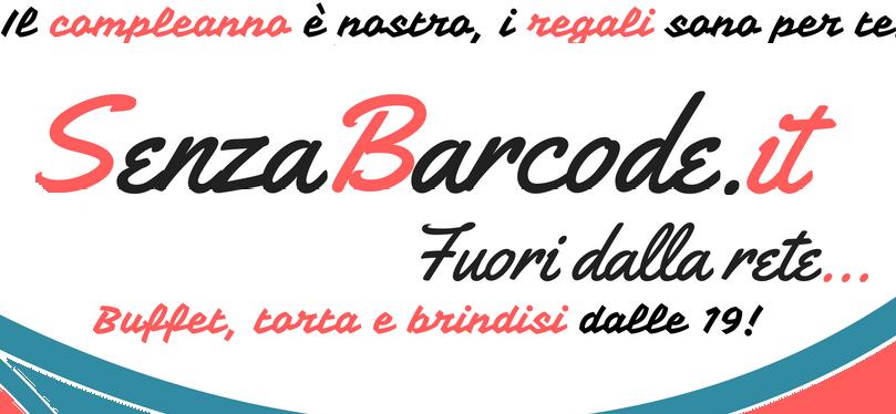 #SenzaBarcode #OpenDay #GoToFly