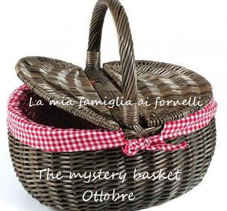 Mystery Basket ottobre
