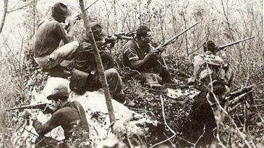 Partigiani a Tolmezzo