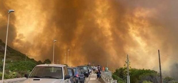 Sardegna, luglio 2021