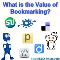 The Value of Bookmarking - SEO and Social Media Marketing
