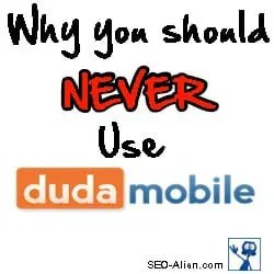 Dudamobile Review - Why You Should Use Dudamobile