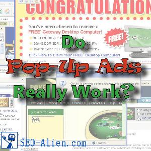Do Website Pop-up Ads Really Work?