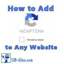 How and Why to Add reCaptcha to WordPress
