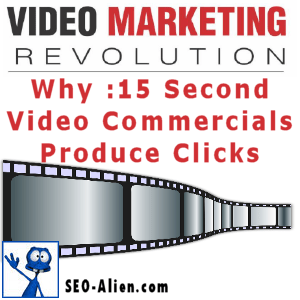 Why :15 Second Video Commercials Produce Clicks