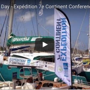 Suivez La Conférence De La Journée Mondiale De L'Océan Avec Expédition 7e Continent Et UNSS !