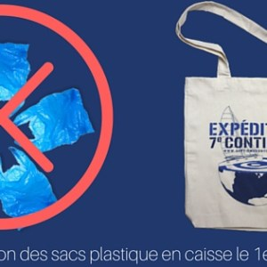 Interdiction Des Sacs Plastique Le 1er Juillet 2016 : La Solution Est Entre Nos Mains!