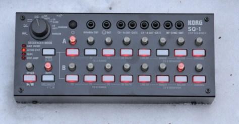 Test: Korg MS-20M Kit, Desktop Synthesizer - AMAZONA.de
