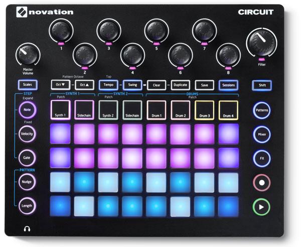 Circuit Groovebox
