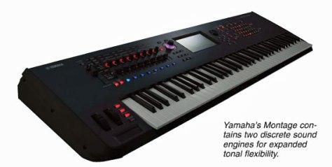 Yamaha-Montage