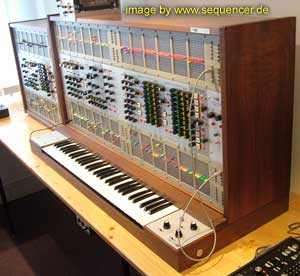 ARP 2500 modular synthesizer
