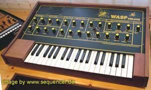 EDP Wasp Deluxe Synthesiser