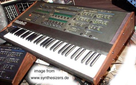Oberheim Matrix12