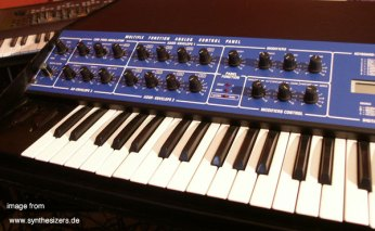 PPG Wave 2.2 Wavetable Synthesizer