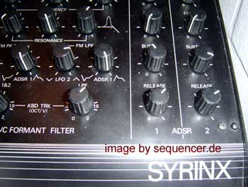 synton syrinx synthesizer