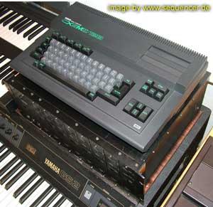 yamaha cx5m II 128 msx computer with fm sound