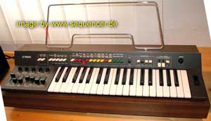 Yamaha SY-1 / SY-2 Synthesizer