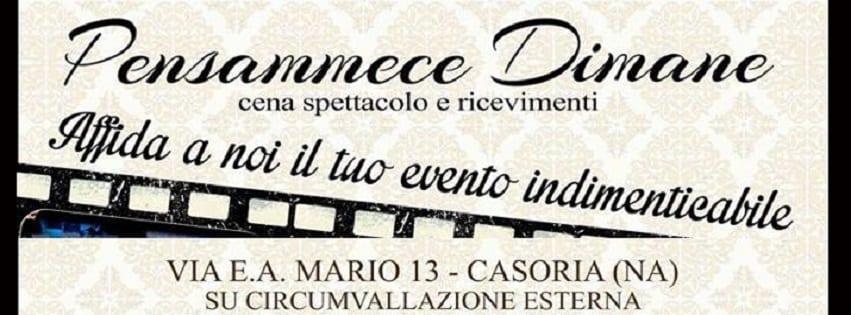 Pensammece Dimane Casoria - Festa della donna 2017