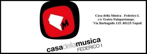 casa della musica napoli logo