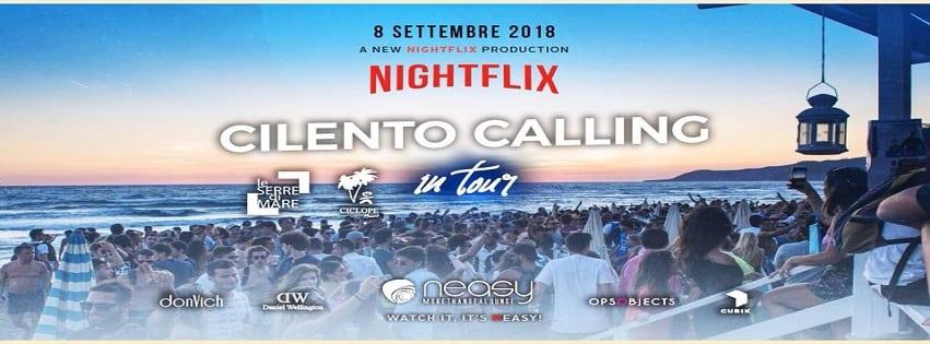 NEASY NAPOLI - Sabato 8 Settembre Exclusive Party