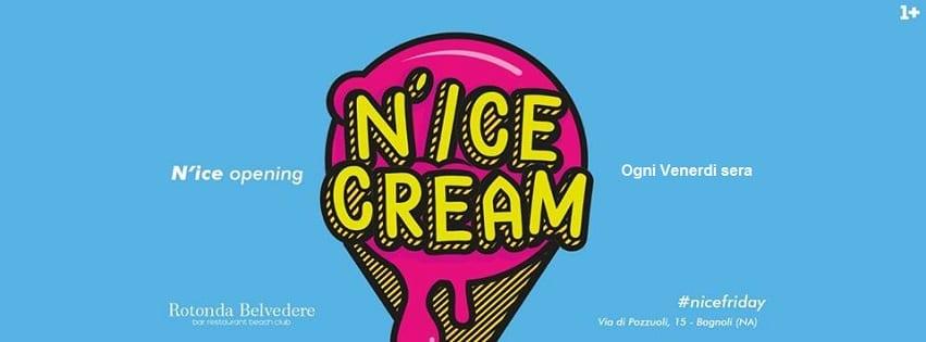 Rotonda Belvedere Napoli - Ogni Venerdi N'ice Cream