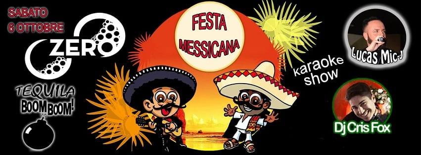 ZERO Discopub Pozzuoli - Sabato 6 Mexican Party Disco e Latino