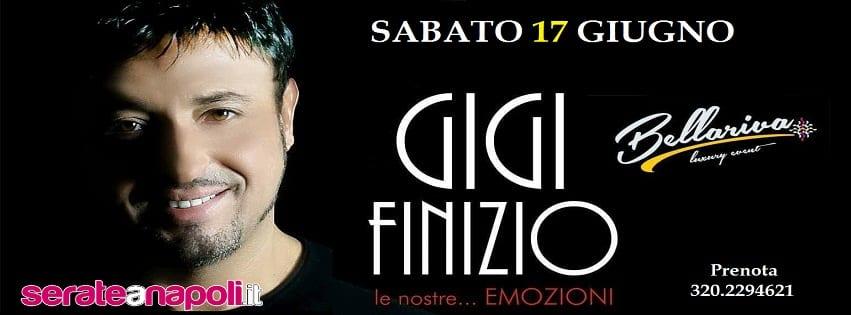 Lido Bellariva Varcaturo - Sabato 17 Giugno Gigi Finizio Live