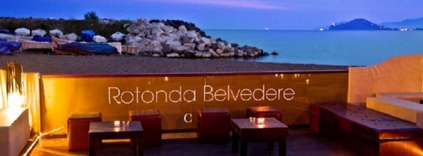 Rotonda Belvedere Napoli - Il Sabato Cena in riva al mare