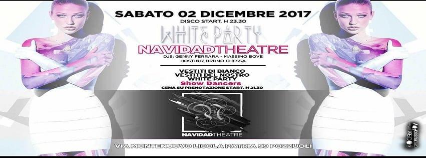 Navidad Pozzuoli - Sabato 2 Dicembre Cena & Disco