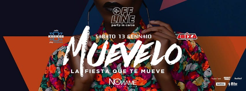 NoName Discoteca Napoli - Sabato 13 Party Muevelo