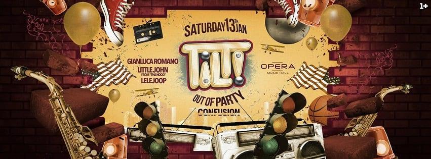 Opera Pozzuoli - Sabato 13 Gennaio Exclusive Party
