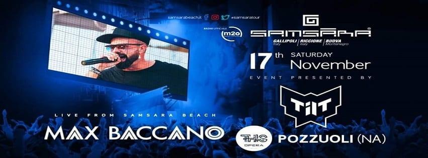 Opera Pozzuoli - Sabato 17 Novembre TILT Exclusive Party