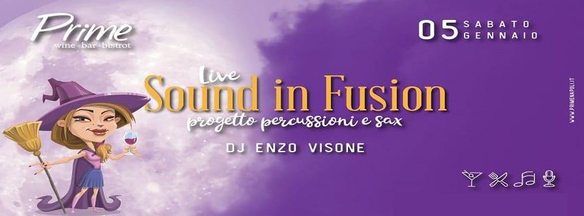 PRIME Pozzuoli - Sabato 5 Gen Epifania Live Music e Dj Set