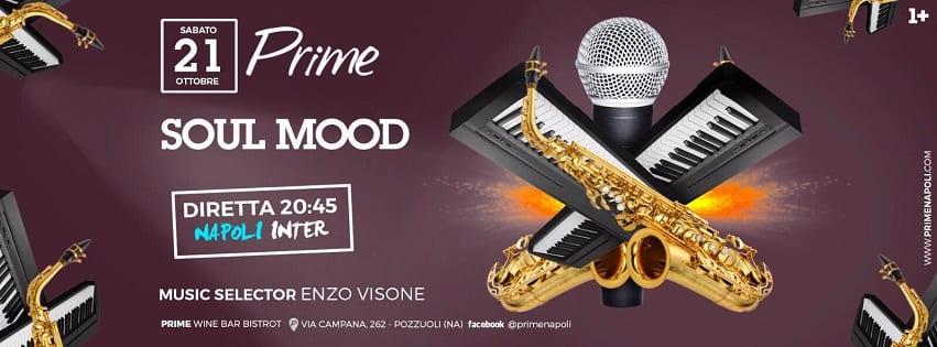 PRIME Pozzuoli - Sabato 21 Live Music e Dj Set