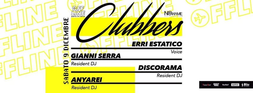 NoName Discoteca Napoli - Sabato 9 dic Exclusive Party