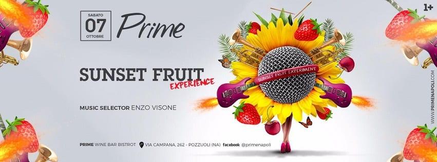 PRIME Pozzuoli - Sabato 7 Ott Live Music & DjSet