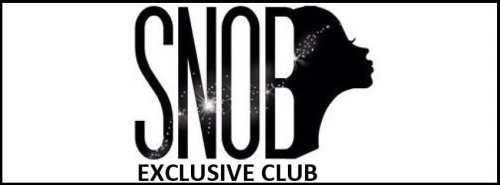 snob exclusive napoli - logo
