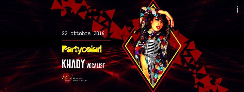 BE Your Club Aversa - Sabato 22 Ottobre Partycolari
