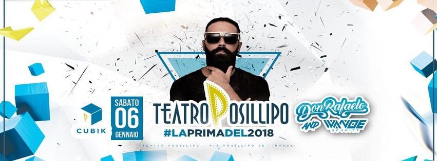 TEATRO Posillipo - Sabato 6 Gennaio Don Rafaelo Show