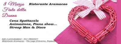 Aramacao Pozzuoli - 8 Marzo Festa della Donna