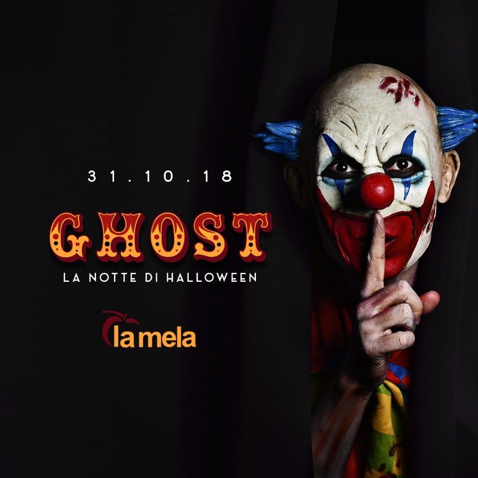 Halloween Napoli.La Mela Napoli Mercoledi 31 Ottobre Halloween Party